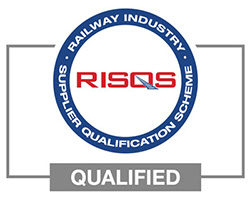 Railway Industry Supplier Qualification Scheme logo