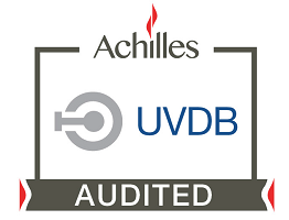 UVDB Audited logo