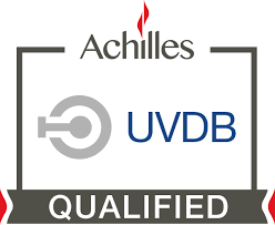 UVDB Qualified logo