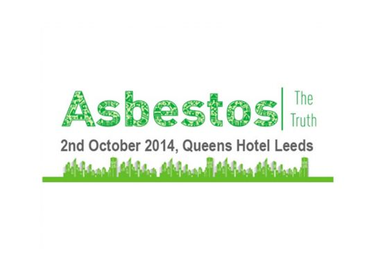 Ductclean (UK) Ltd are exhibiting at Asbestos The Truth Conference 2nd Oct 2014
