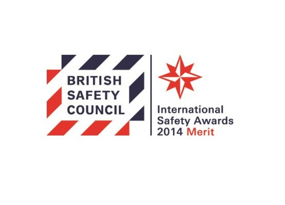 Ductclean (UK) Ltd is awarded a merit for the International Safety Award by the British Safety Council