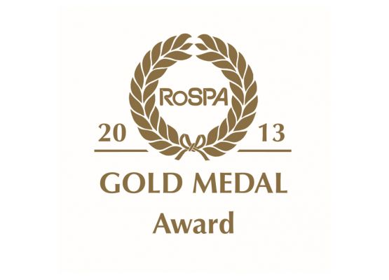 Ductclean awarded 9th consecutive RoSPA Gold Award