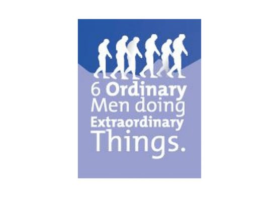 6 Ordinary Men doing Extraordinary Things