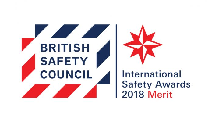 DCUK FM wins International Safety Award