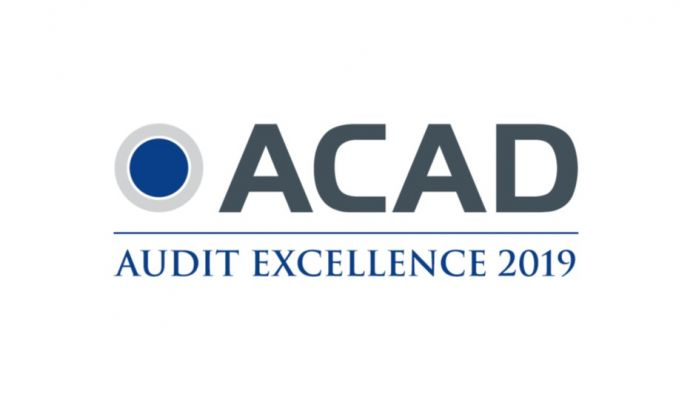 ACAD Excellence in Audit Award