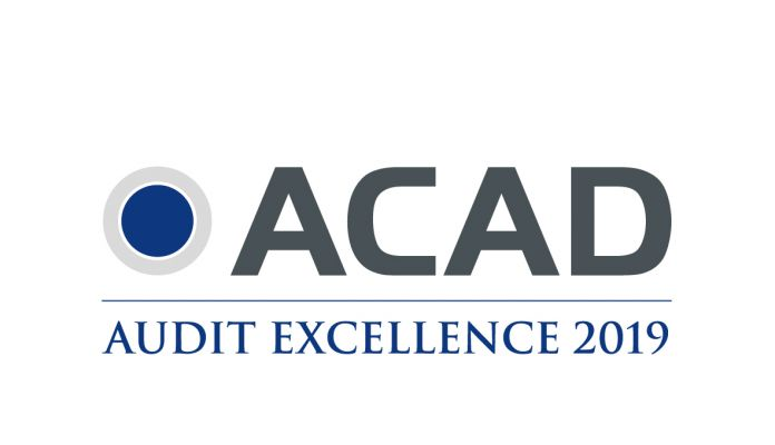 100% in our ACAD 'Excellence in Audit' Award
