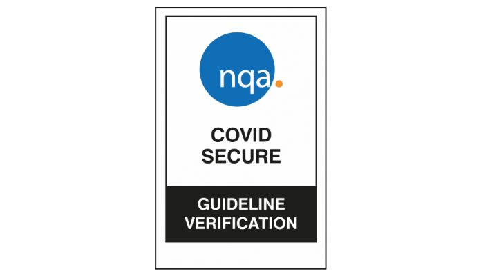NQA COVID Secure Guideline Verification